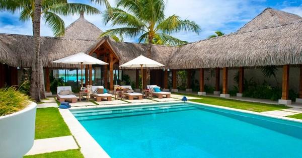 The St Regis Bora Bora Resort Bora Bora French Polynesia Luxury Pictures