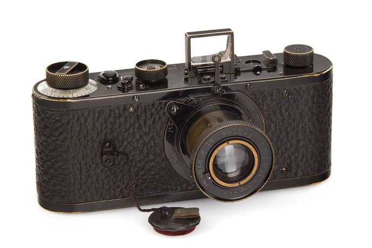 Caméras les plus chères du monde