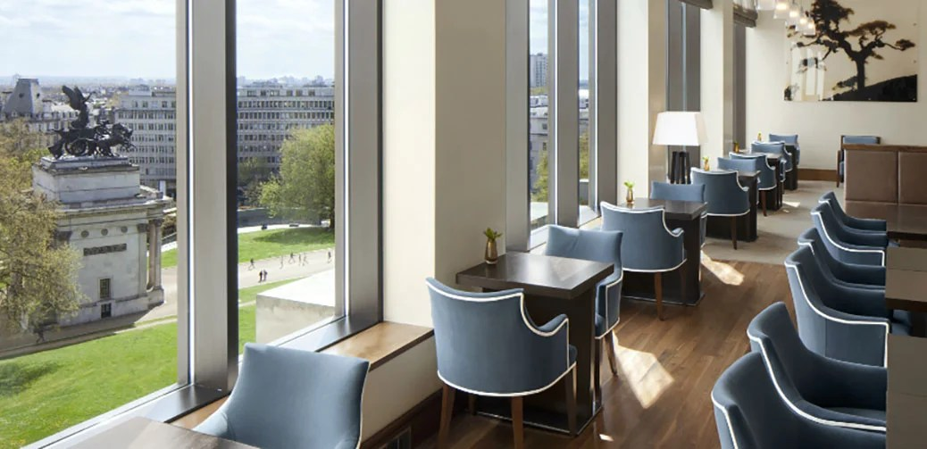 Best Executive Or Club Lounges In London Hotels News
