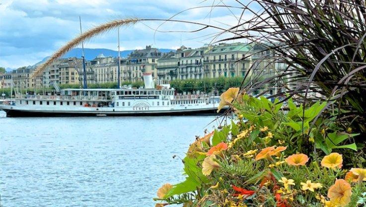 Bateau CGN Genève