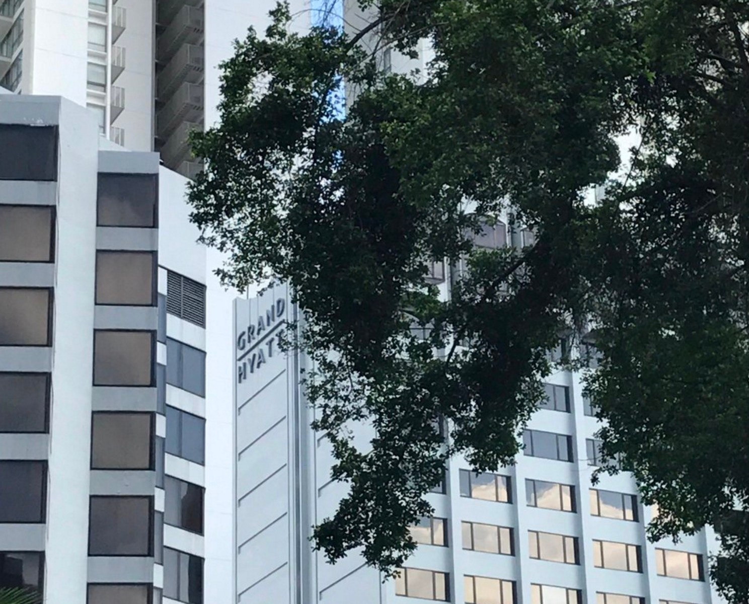 Grand Hyatt Singapore Review