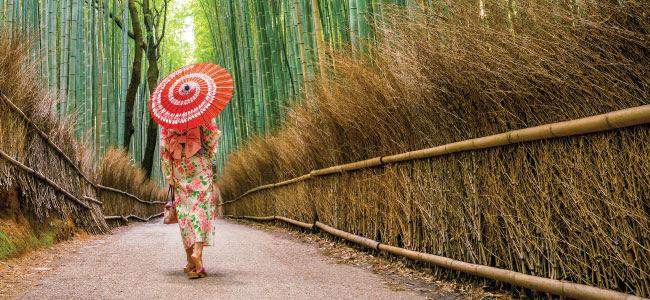 Four Seasons-Woman w Umbrella