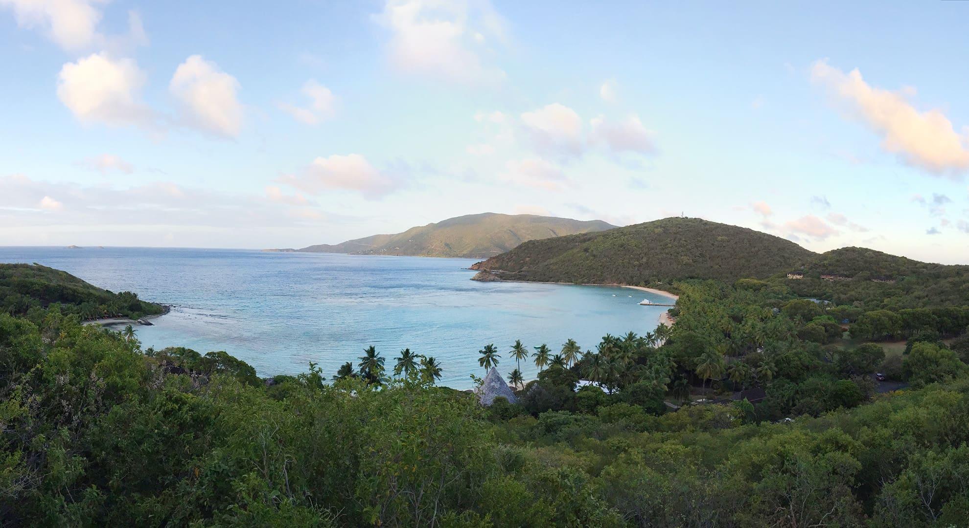 Luxury British Virgin Island Sailing Villa
