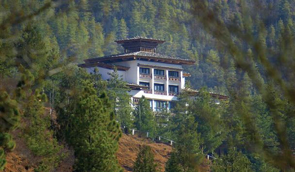 Luxury Uma Resort Paro Bhutan