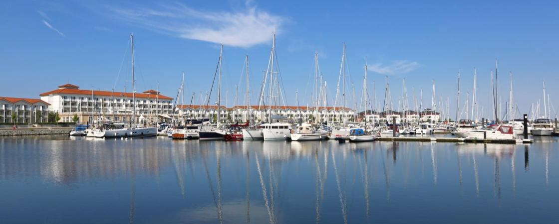 Marina YachtWelt Weiße Wiek