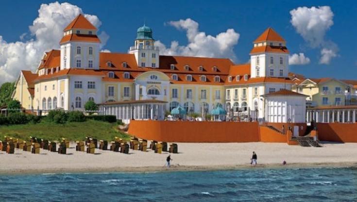 Travel Charme Hotels Kurhaus Binz