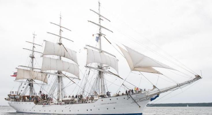 Christian Radich zur Hanse Sail