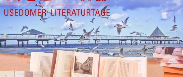 """""""Wage es, glücklich zu sein"""" – 10. Usedomer Literaturtage"""
