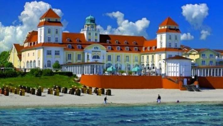 Travel Charme Hotels & Resorts Kurhaus Binz