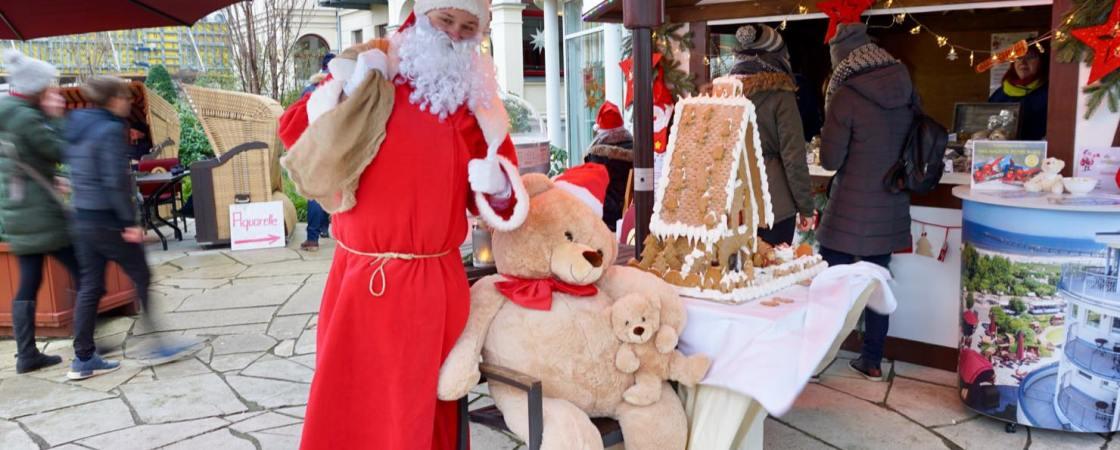 Nikolausmarkt bei Das Ahlbeck