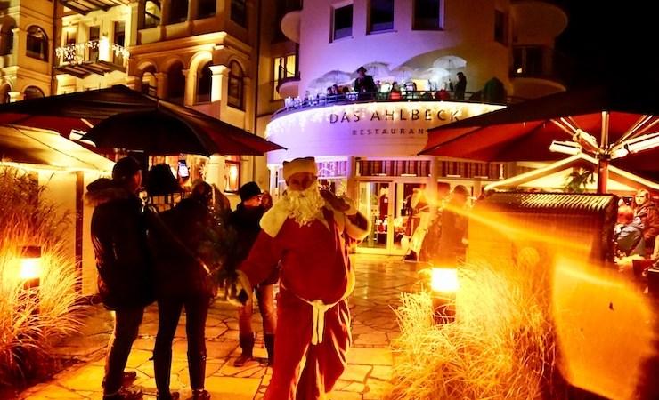 Nikolausmarkt DAS AHLBECK HOTEL & SPA