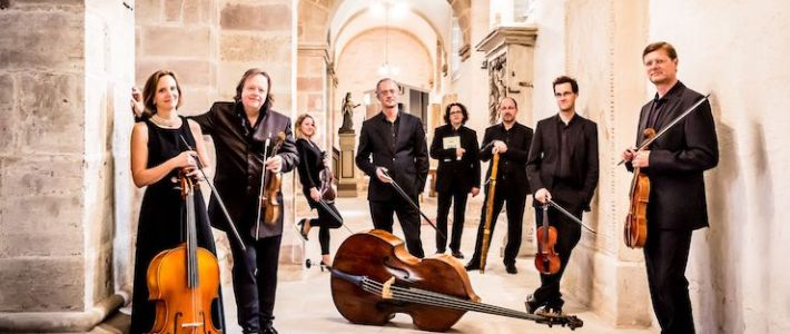 Premiere: Bachtage Rostock
