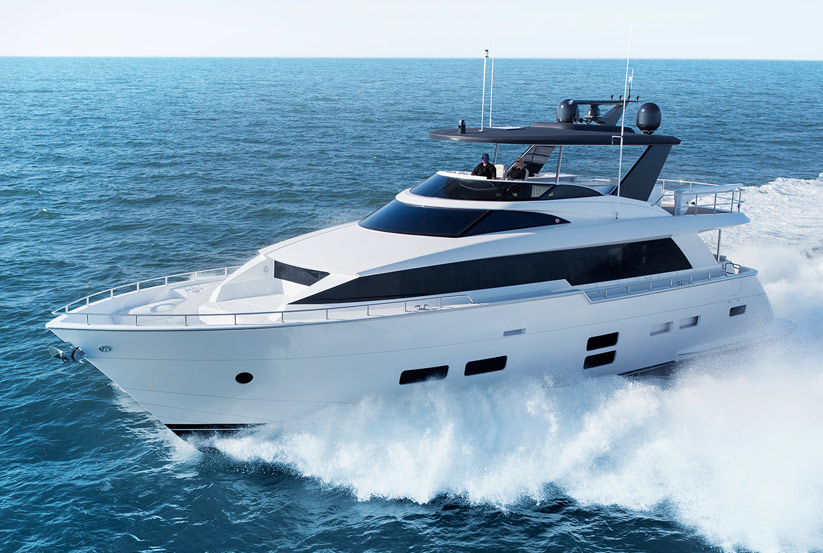 Hatteras 70 Luxusyacht Kaufen Von Hatteras Yachts