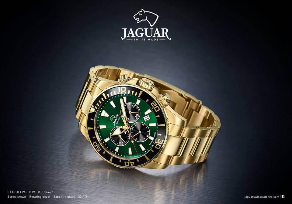 Hodinky Jaguar: Kvalita, ktorá sa snúbi s luxusom a eleganciou