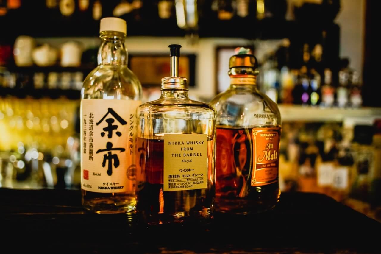 Ako degustovať whisky