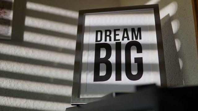 snívaj vo veľkom