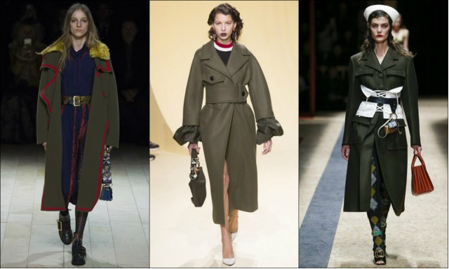 Luxury Fall Trends 2016 2017 military Fall Trends Luxury Fall Trends 2016/2017 Luxury Fall Trends 2016 2017 military e1459438946412