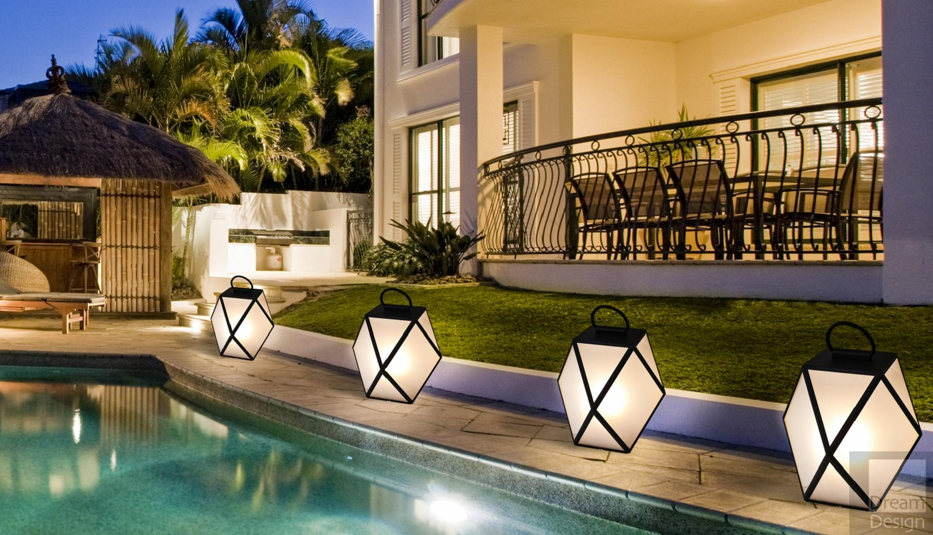 summer outdoor lighting ideas