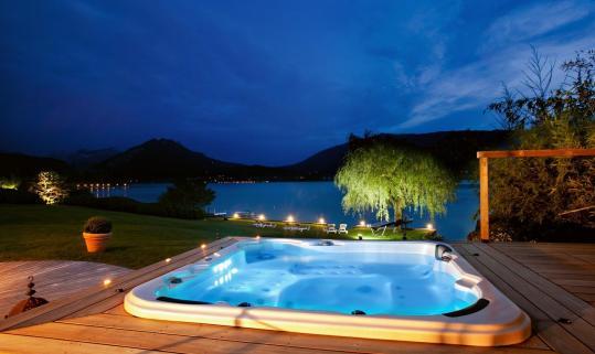 villa luxe hotel annecy à louer
