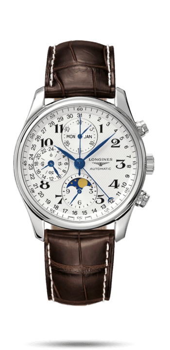 montre longines homme luxe