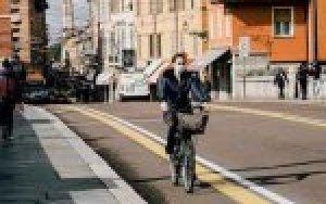 Plano de Alejandría en torno al siglo IV d.C. En la parte izquierda se señalan la zona de las necrópolis y las catacumbas / Imagen: Pinterest