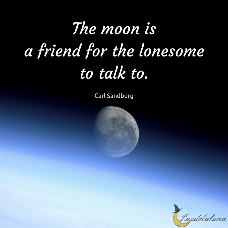 Moon Quotes 15 Beautiful and Inspiring Moon Quotes | Luzdelaluna Moon Quotes