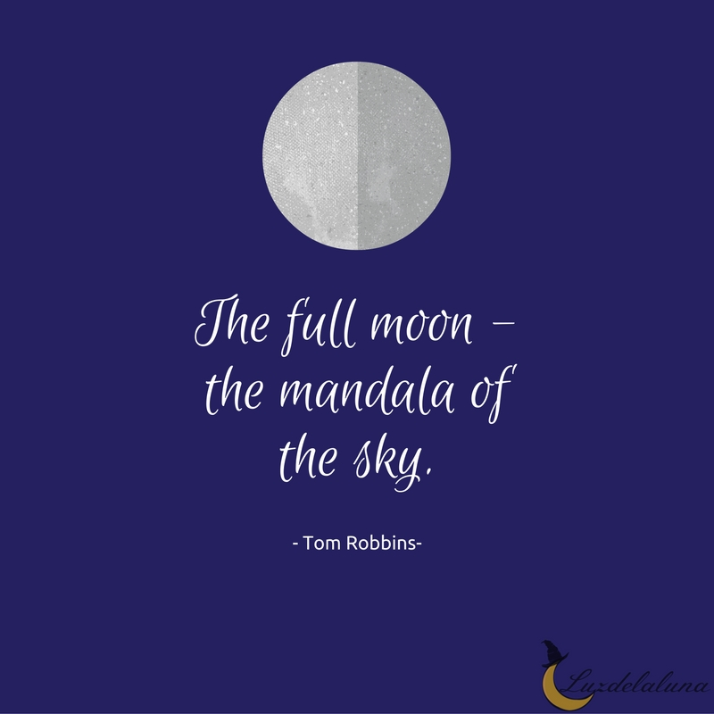 Quotes About Full Moon Interesting 15 Beautiful And Inspiring Moon Quotes  Luzdelaluna