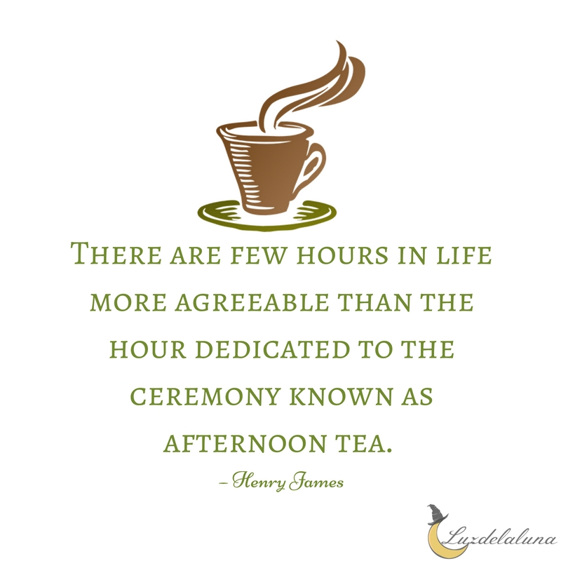 15 Warm and Refreshing Tea Quotes - Luzdelaluna