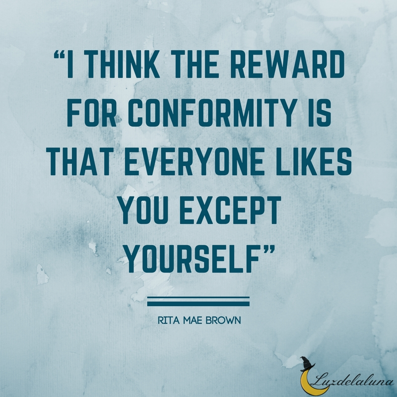 conformity and people Ethen asuncion ms - conformity and people introduction morris language arts 2, period 6 12 november 2012 conforming to society losing one's individuality is most common to individuals who are exposed and influenced by others throughout life.