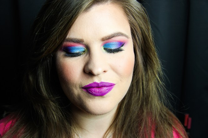 Carnaval's make-up inspiratie