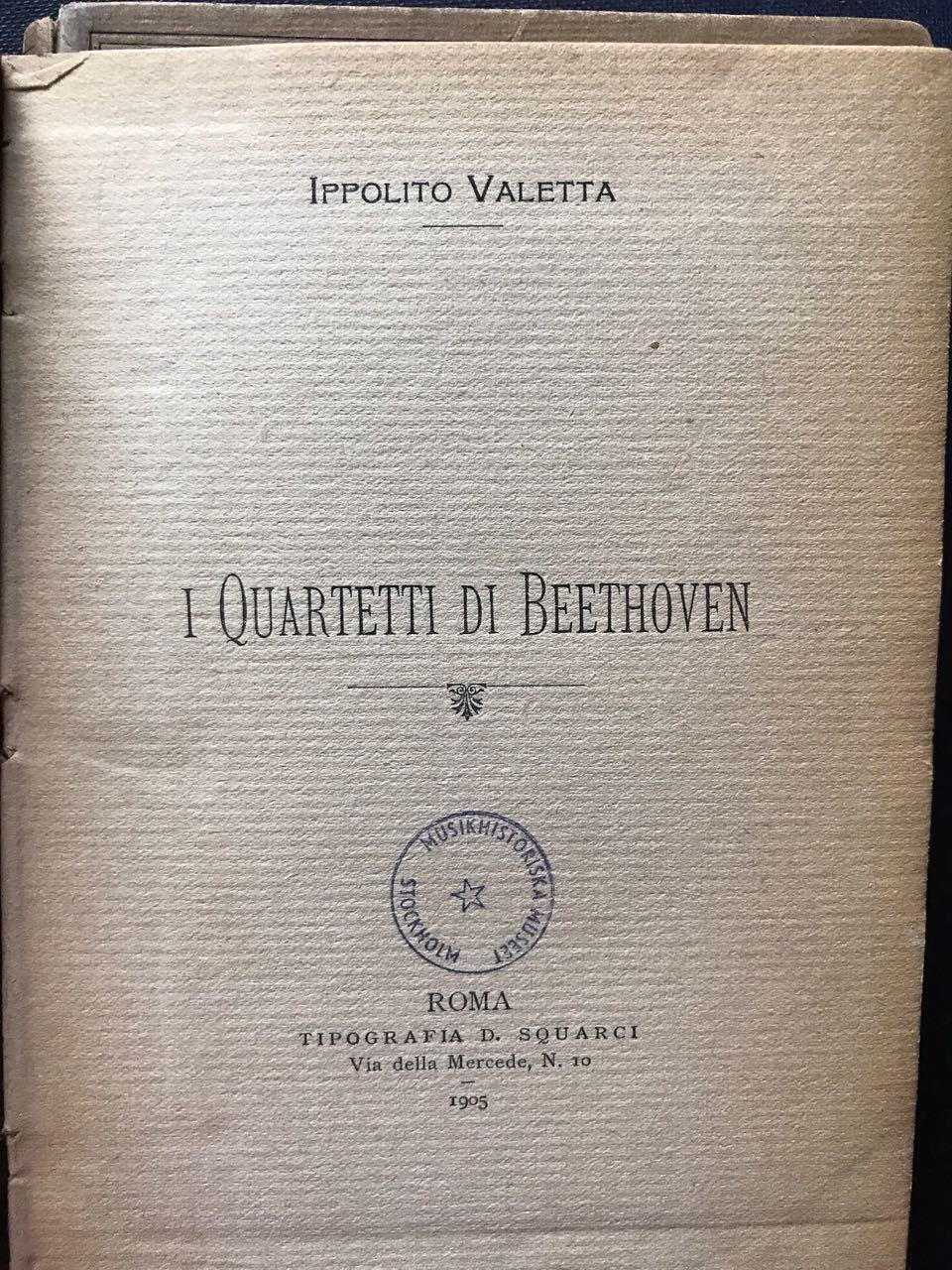 Valetta Ippolito