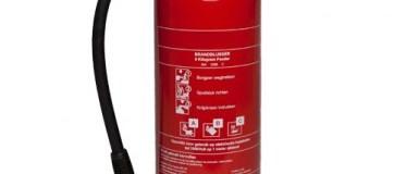 Collectieve keuring brandblussers en gasinstallatie