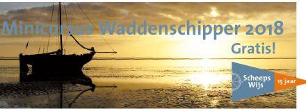 Minicursus waddenschipper 2018