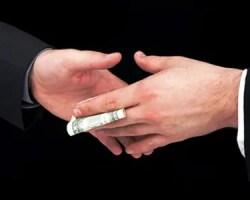 bribery felony
