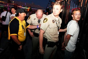 electric daisy carnival arrests