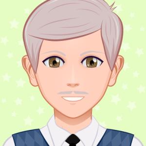 male profile avatar