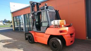 Forklifts Used