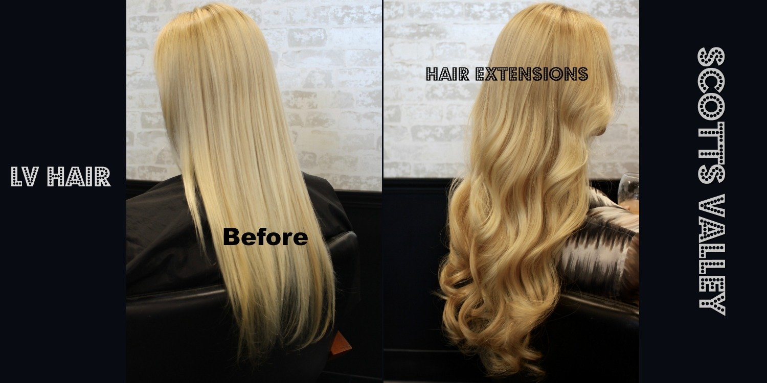 Hair Extensions For Length And Volume