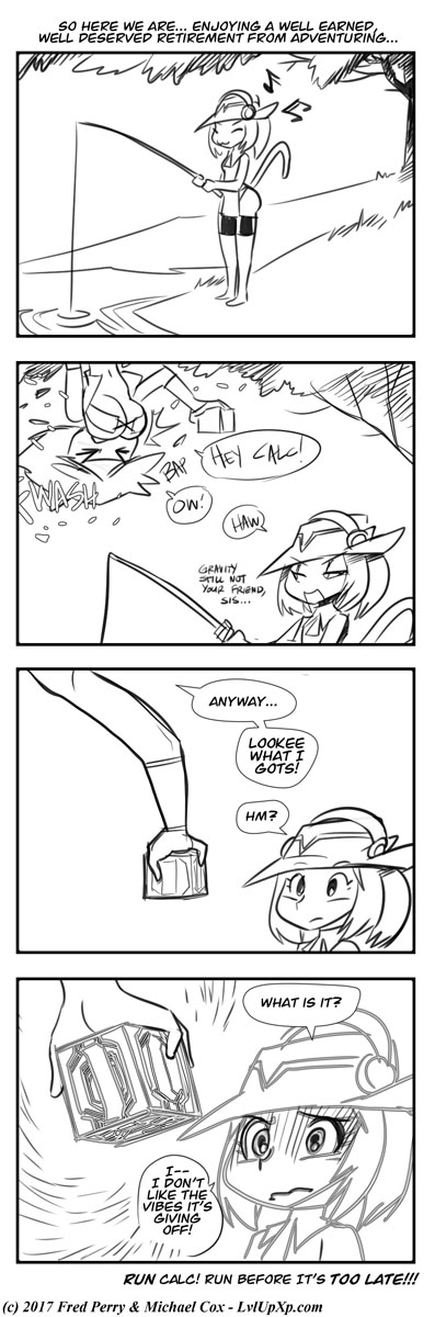 LUX, Page 1