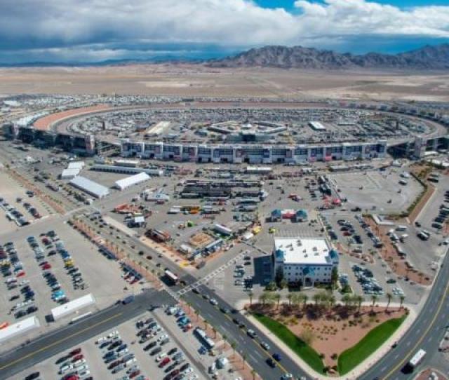 Tracks Las Vegas Motor Speedway