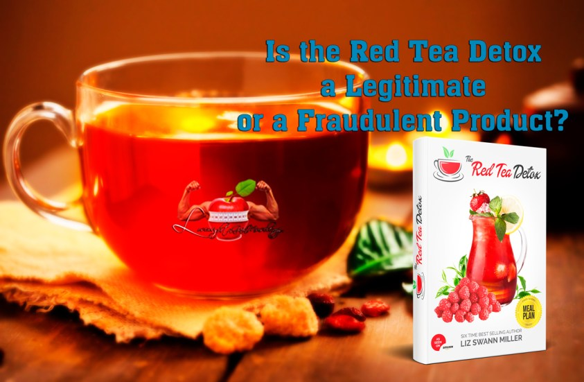 Is the Red Tea Detox a legitimate