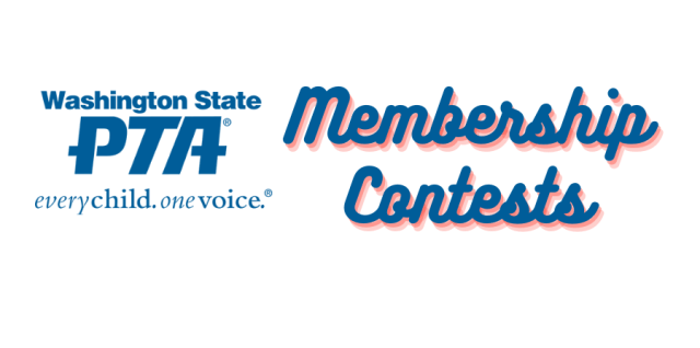 Washington State PTA membership contests