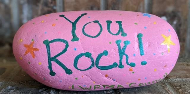 You Rock: Clara Barton Elementary PTSA