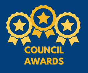 Council Awards graphic