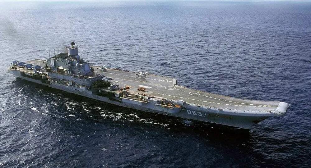 Harrier Carrier: Manutenção em alto mar |LWT Sistemas 1