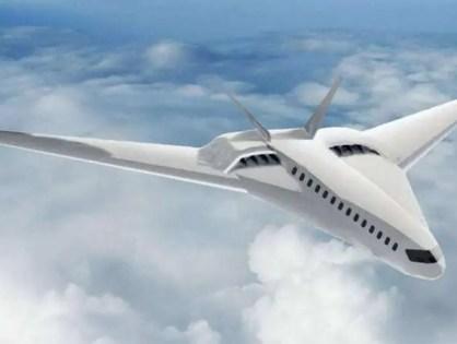 Avião movido a hidrogênio é o novo investimento da NASA