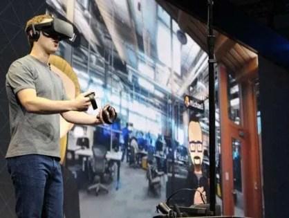 A Realidade virtual está impactando empresas de forma positiva