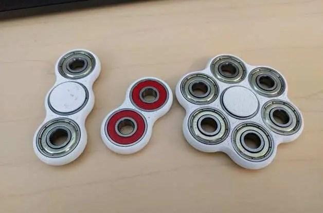 Como fazer um Hand Spinner com uma impressora 3D 2