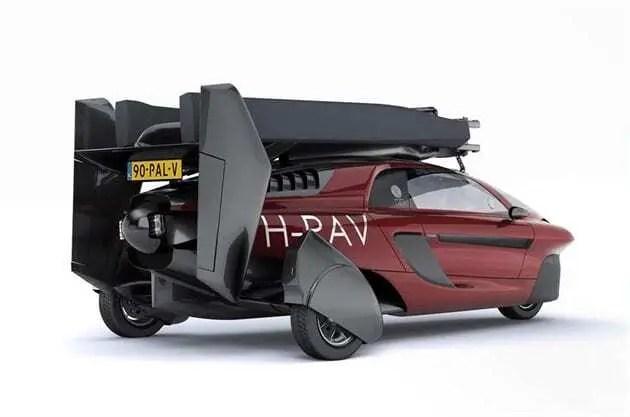 Conheça o primeiro carro voador a ser fabricado em série 2