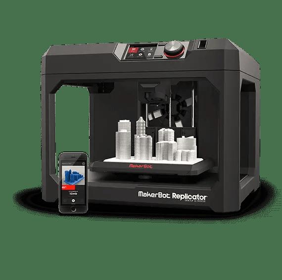 Instalacao e operacao de impressoras 3D MakerBot